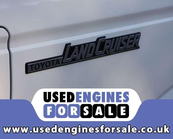 Toyota Landcruiser Diesel