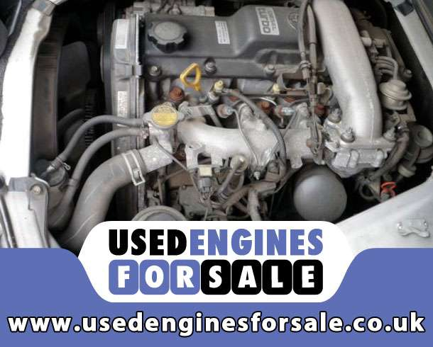 Reconditioned Engine For Toyota Power Van Diesel