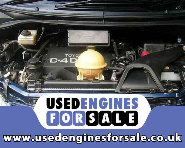 Reconditioned Engine For Toyota Previa Diesel