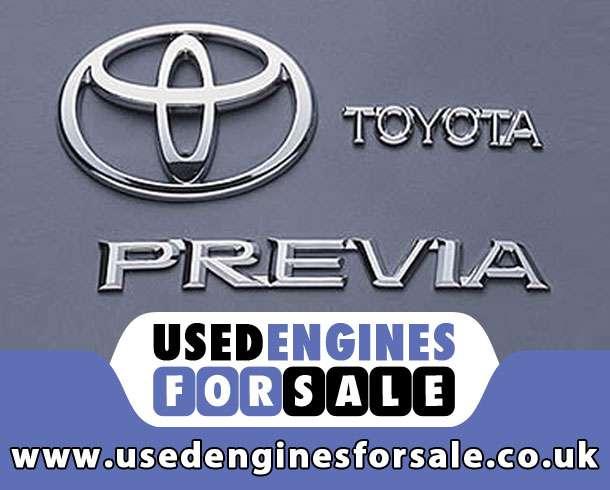 Toyota Previa Diesel