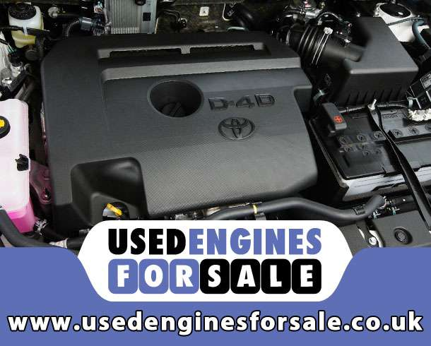 Reconditioned Engine For Toyota RAV4  Diesel