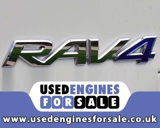 Toyota RAV4-Petrol
