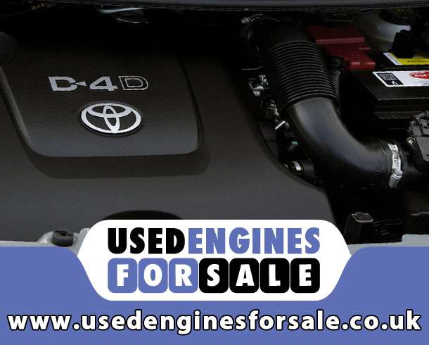 Reconditioned Engine For Toyota Yaris Diesel