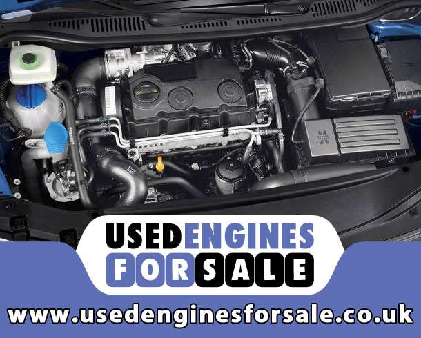 Reconditioned Engine For VW Caddy Diesel Van