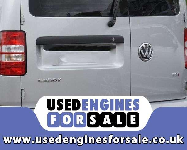 VW Caddy Diesel Van