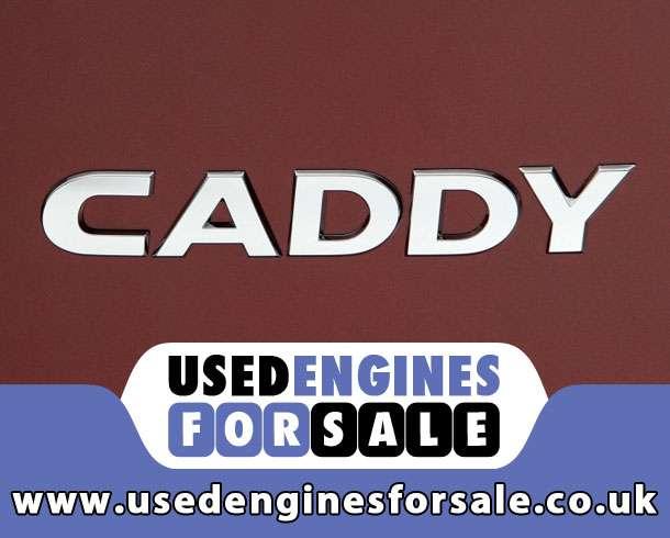 VW Caddy Petrol