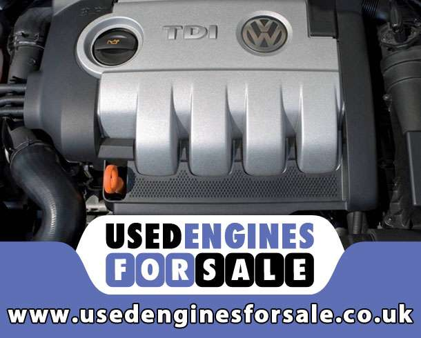 Reconditioned Engine For VW Eos Diesel