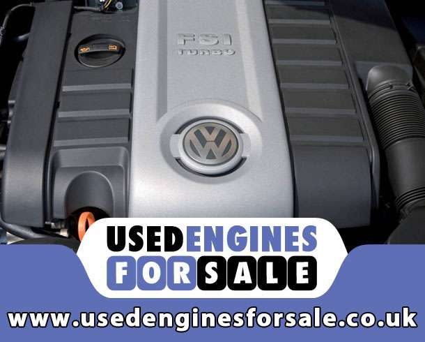 Reconditioned Engine For VW Eos Petrol