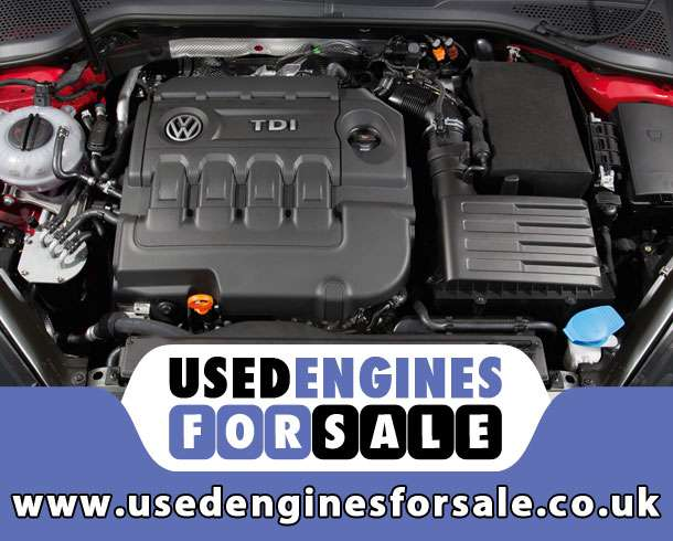 Reconditioned Engine For VW Golf Diesel