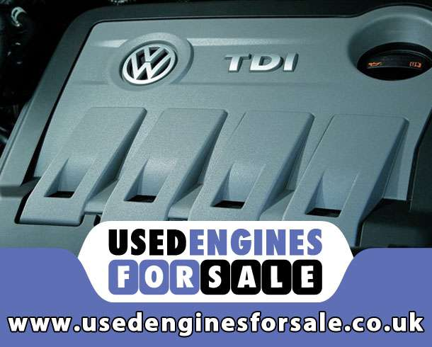 Reconditioned Engine For VW Sharan Diesel