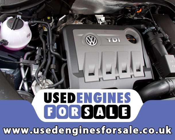 Reconditioned Engine For VW Tiguan Diesel
