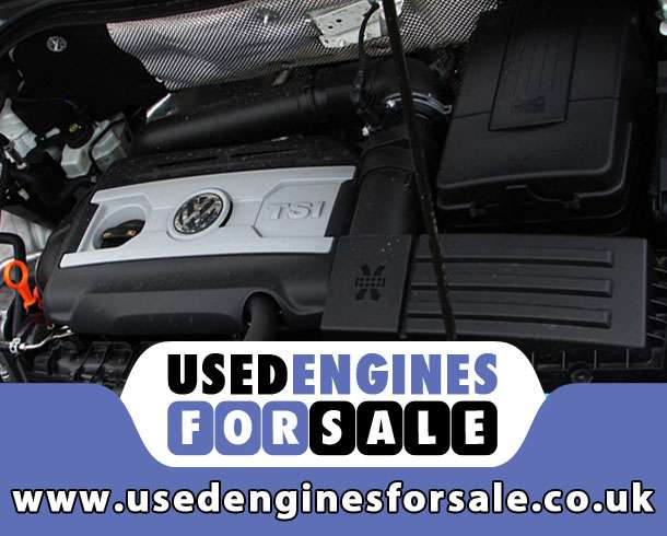 Reconditioned Engine For VW Tiguan Petrol