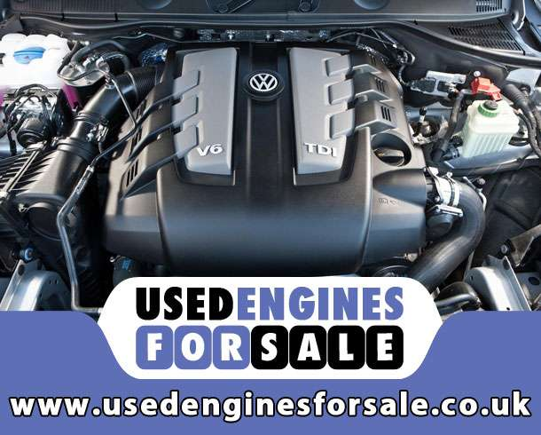 Reconditioned Engine For VW Touareg 4x4 Diesel