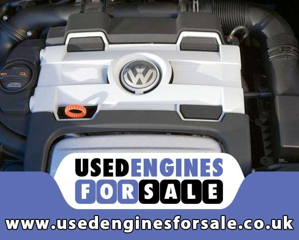 Reconditioned Engine For VW Touran Diesel van