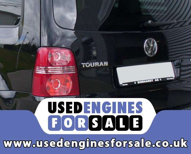 VW Touran-Petrol-Van