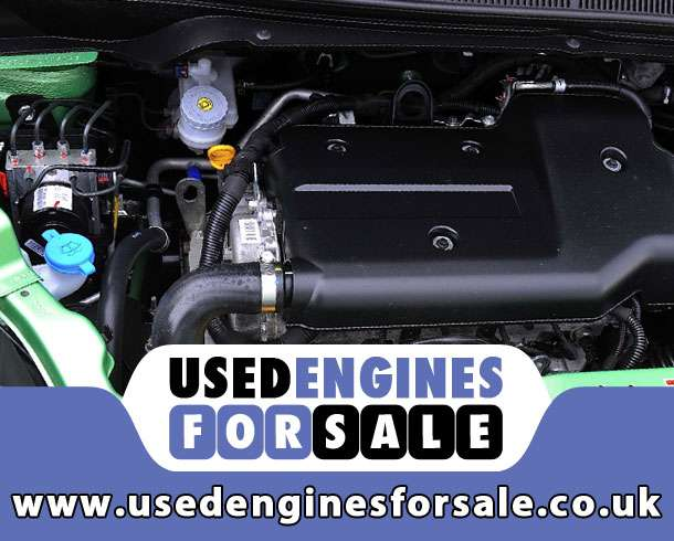 Engine For Vauxhall Agila-Diesel