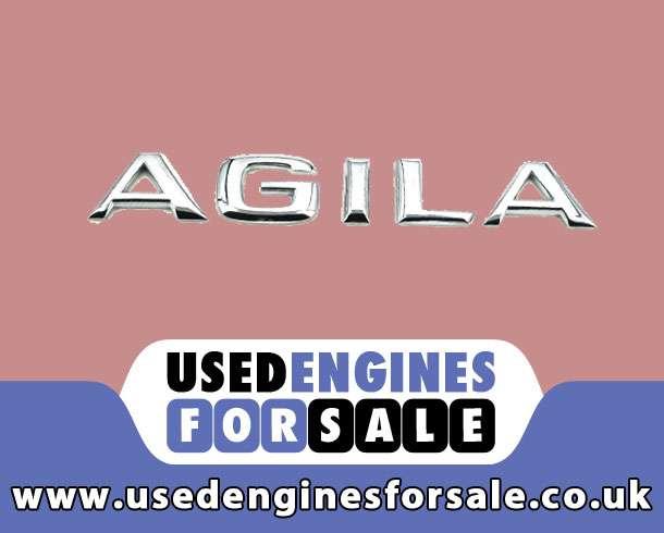 Vauxhall Agila-Petrol