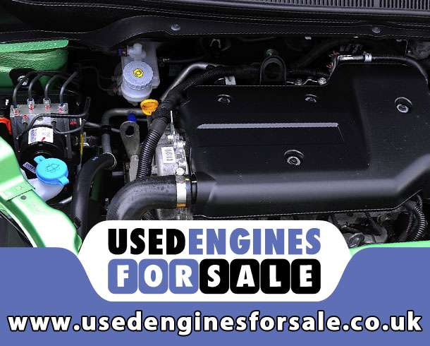 Engine For Vauxhall Agila-Petrol
