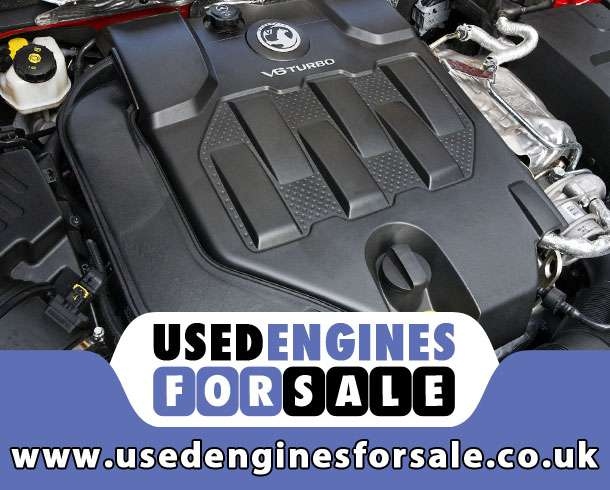 Reconditioned Engine For Vauxhall Insignia Petrol
