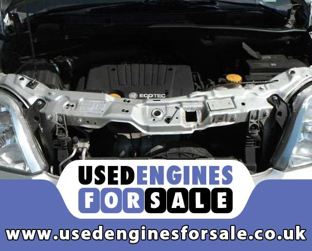 Reconditioned Engine For Vauxhall Meriva Diesel