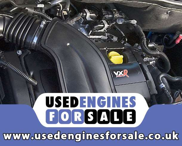 Reconditioned Engine For Vauxhall Meriva Petrol