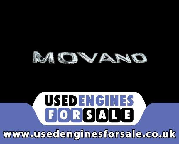 Vauxhall Movano Diesel