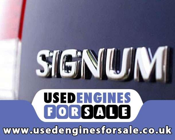 Vauxhall Signum Diesel