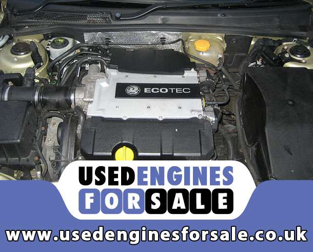 Reconditioned Engine For Vauxhall Signum Diesel