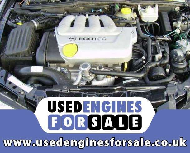 Reconditioned Engine For Vauxhall Tigra Diesel