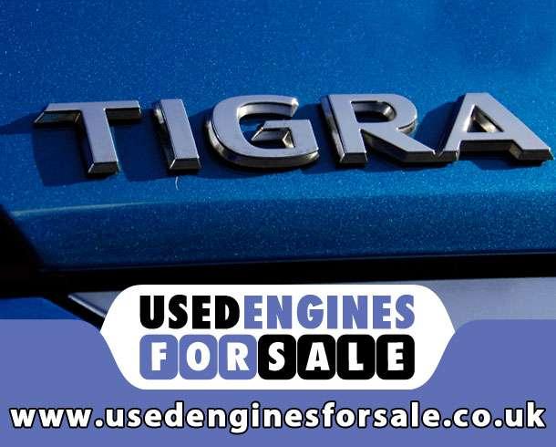Vauxhall Tigra Petrol