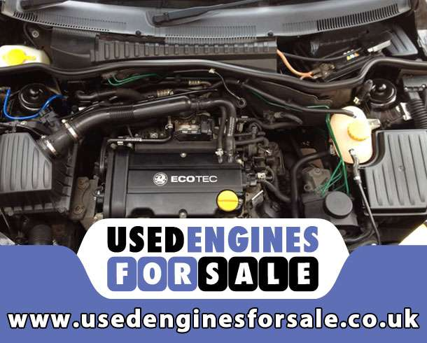 Reconditioned Engine For Vauxhall Tigra Petrol