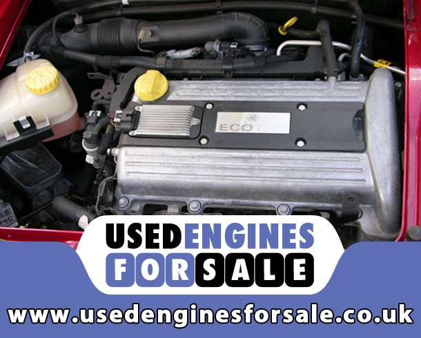 Reconditioned Engine For Vauxhall VX220