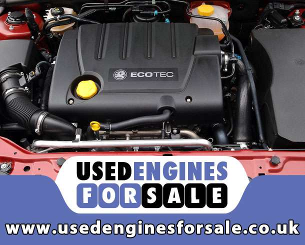 Reconditioned Engine For Vauxhall Vectra Petrol