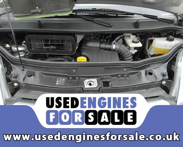 Reconditioned Engine For Vauxhall Vivaro Diesel