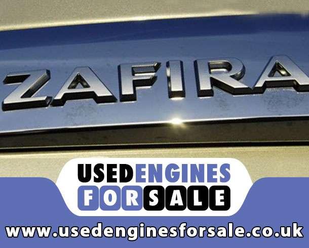 Vauxhall Zafira-Diesel