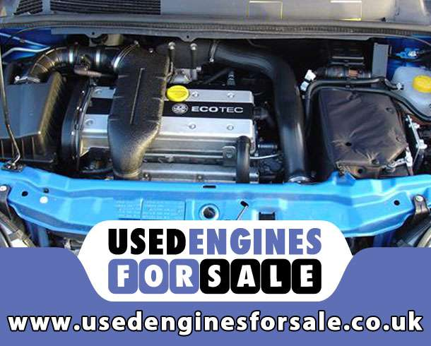 Engine For Vauxhall Zafira-Diesel