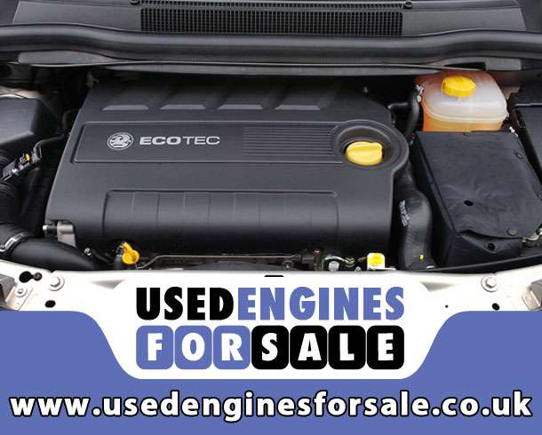 Reconditioned Engine For Vauxhall Zafira Petrol